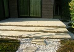エクステリア建材「ラジャストーン」の施工事例06