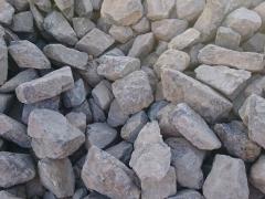 かご石(割栗石)